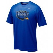 Hiteon 05: Adult-Size - Nike Team Legend Short-Sleeve Crew T-Shirt - Royal Blue