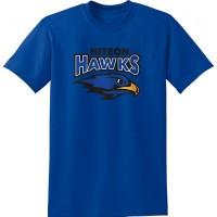 Hiteon 24: Adult-Size - Gildan Heavy Cotton T-Shirt - Royal Blue